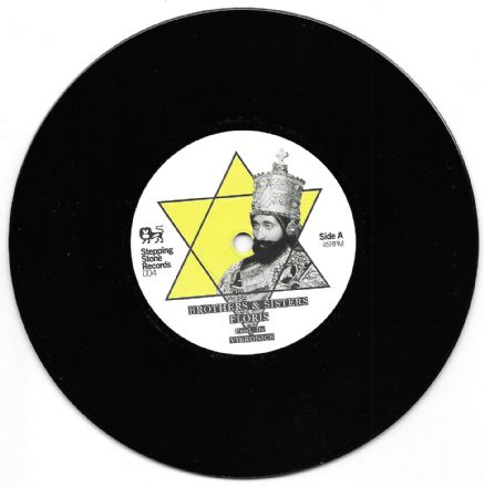 Floris - Brothers & Sisters / version (Stepping Stone Records) 7""